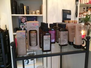 Økologiske hårprodukter